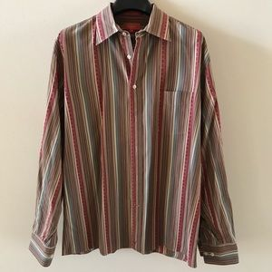 Men's Tall Faconnable Dress Shirt